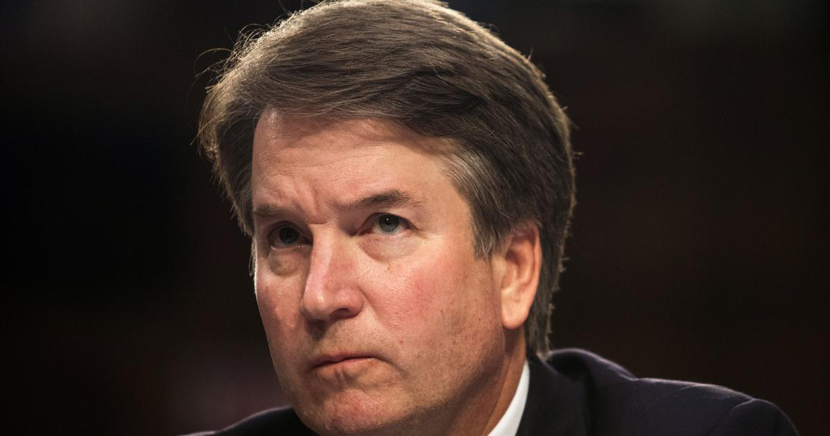 Federal Bureau of Investigation talks with school friend of U.S. Supreme Court nominee Kavanaugh