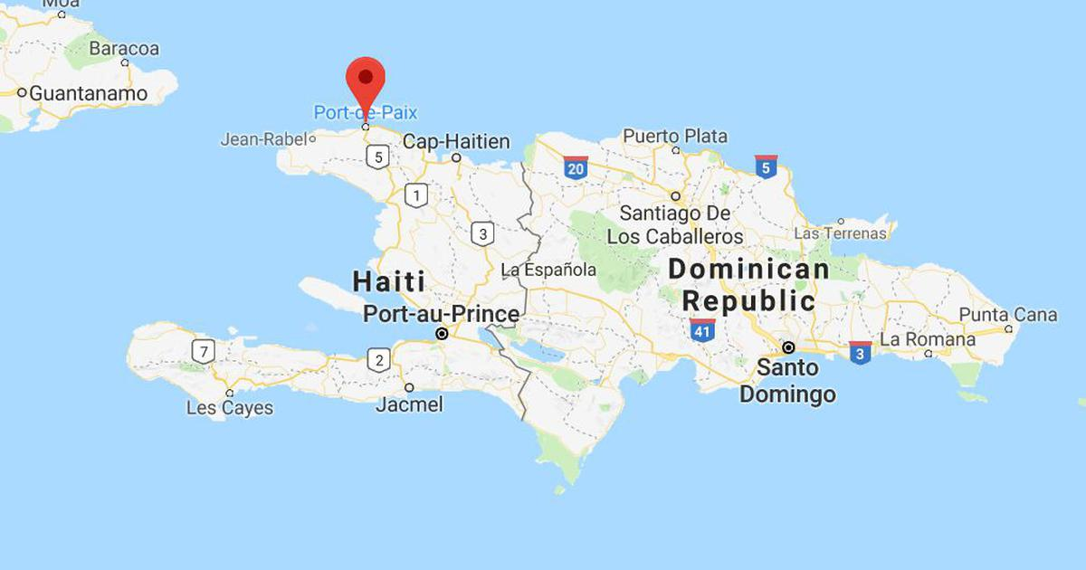At least 11 people killed in 5.9-magnitude earthquake in Haiti