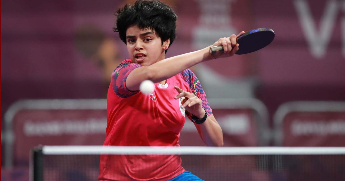 Youth Olympic Games: Archana Kamath becomes first Indian to reach table tennis final four