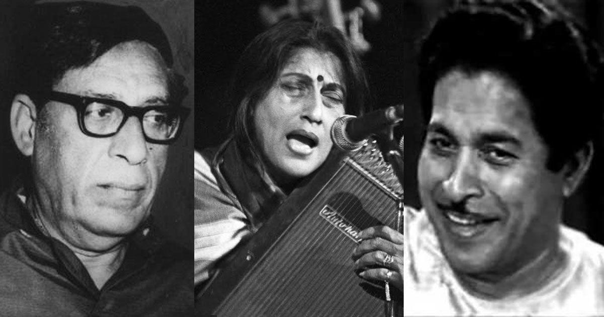 Listen: Trace the contours of Rupak taal as maestros perform different raags