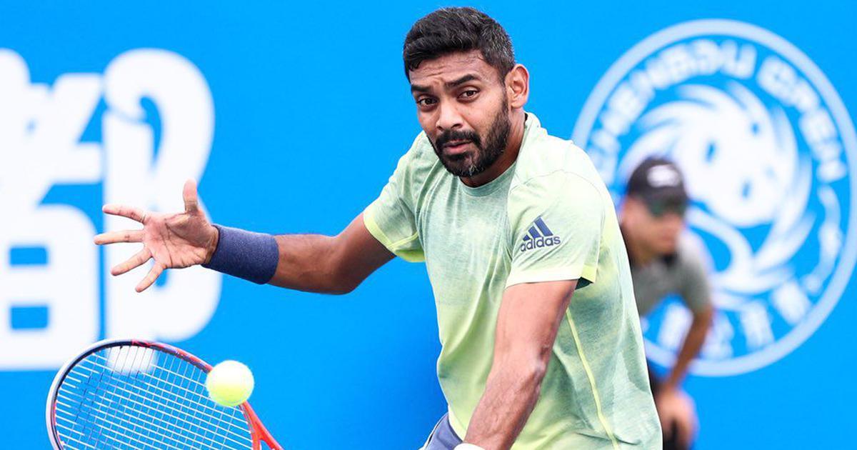 Indian tennis: Sharan, Bopanna lose in Shanghai; Vishnu-Balaji duo exit Tashkent Challenger
