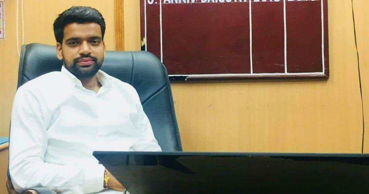 DUSU president Ankiv Baisoya not enrolled in varsity or college, says Thiruvalluvar University
