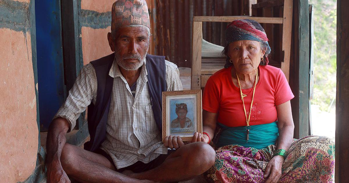 In Nepal, families of people who died or went missing during the civil war fight against forgetting