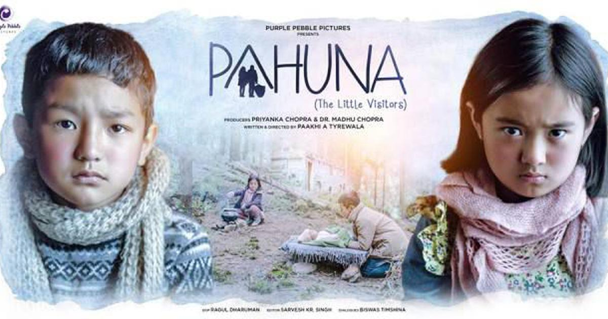 Priyanka Chopra-produced Sikkimese movie 'Pahuna' wins big at German children's film festival