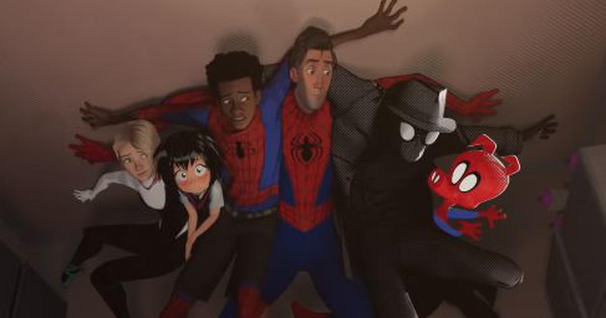 Spider-Man: Into the Spider-Verse Trailer has Six Spider-Man (Men/Women?)