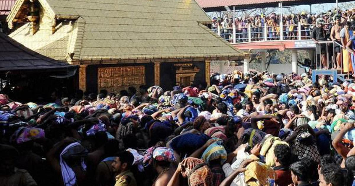The big news: Prohibitory orders imposed around Sabarimala temple, and nine other top stories