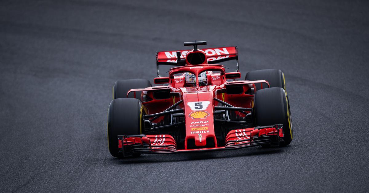 Japanese Grand Prix: Title hopes fading but Sebastian Vettel won't 'commit suicide'