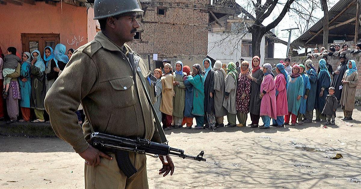 जम्मू-कश्मीर निकाय चुनाव : पहले चरण में घाटी में सिर्फ 8.3 फीसदी वोटिंग
