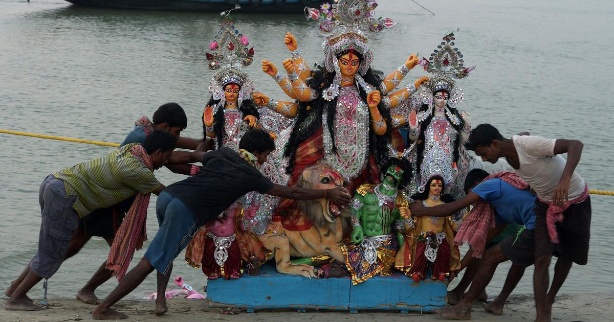 SC agrees to hear plea against Calcutta High Court's decision allowing state funding for Durga Puja