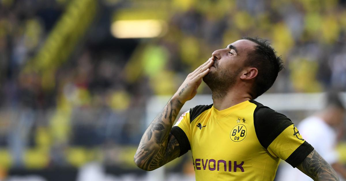 Borussia Dortmund striker Paco Alcacer ready to fire after Spain national team recall