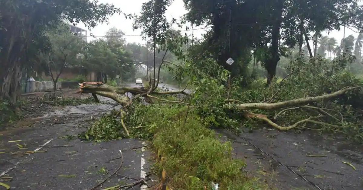 The big news: Flights, trains affected as cyclone Titli hits Odisha coast, and 9 other top stories