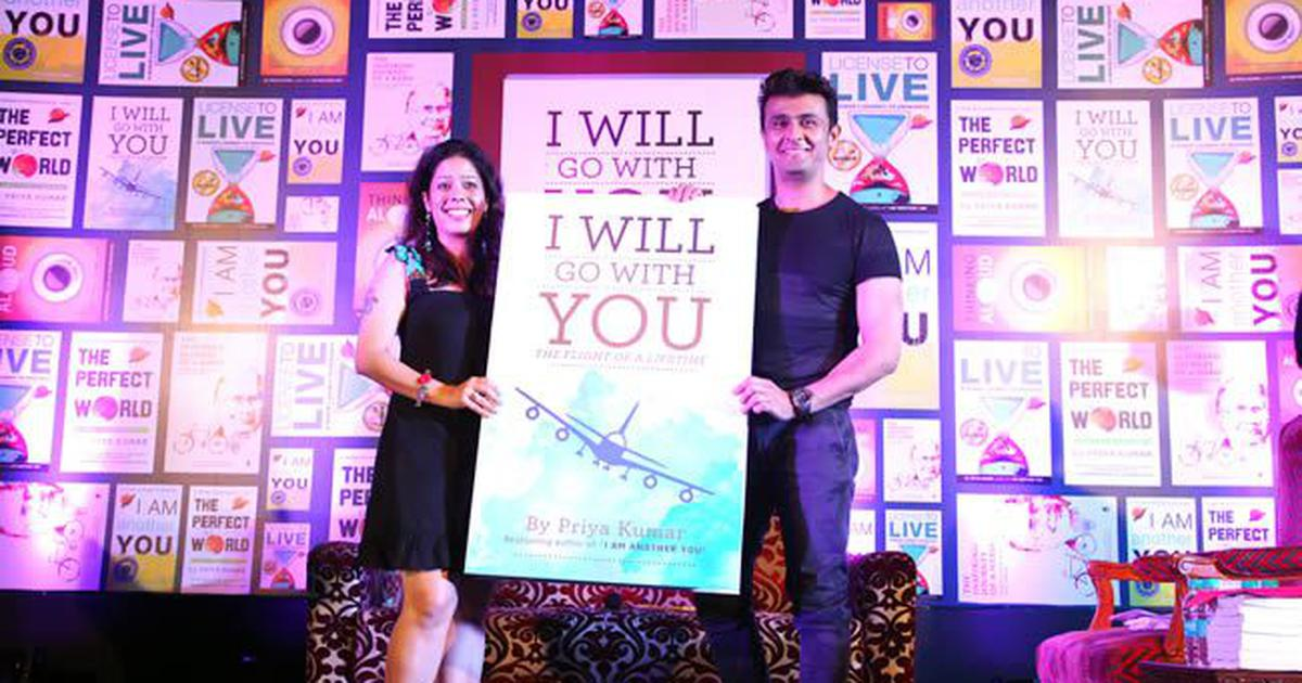 Priya Kumar's novel 'I Will Go With You' to be adapted into a Zee5 web series
