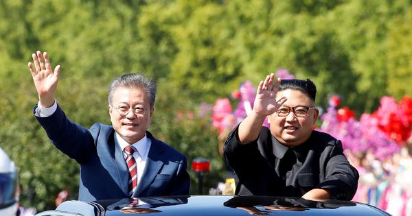 Kim Jong-un writes to South Korean president promising to meet frequently in 2019