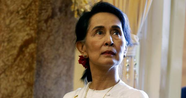Amnesty International revokes highest honour given to Myanmar leader Aung San Suu Kyi