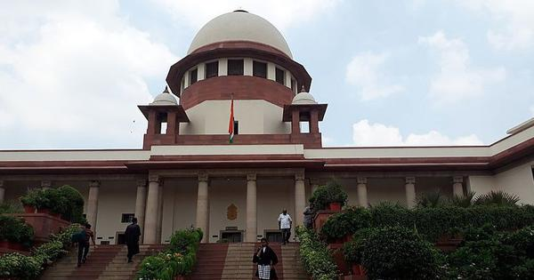 Supreme Court at full strength as four new judges take oath