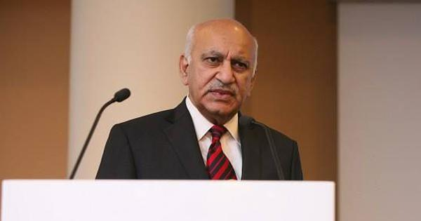 The big news: MJ Akbar warns legal action for sexual misconduct allegations, and 9 other top stories