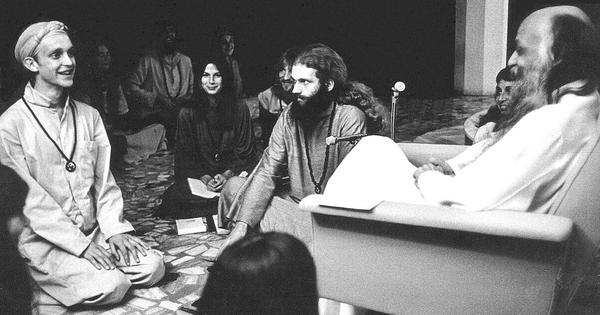 What was it like to grow up in Rajneesh communes? Tim Guest's book tells a poignant story