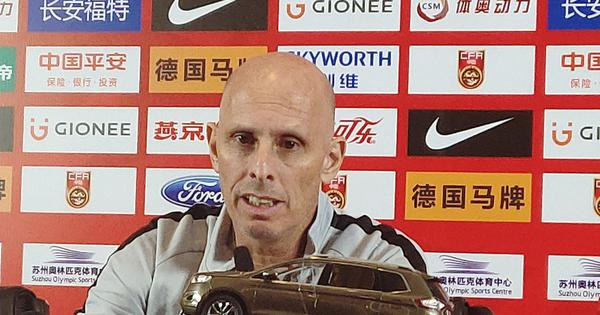 We are a very difficult team to beat: Head coach Stephen Constantine proud after draw against China