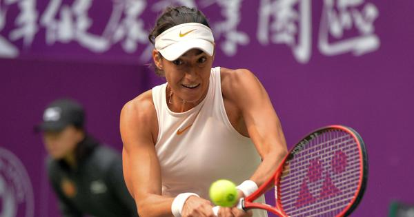 Tennis: Caroline Garcia battles past Karolina Pliskova to clinch Tianjin Open title