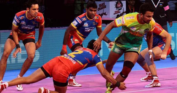 PKL: Pardeep Narwal stars as Patna Pirates edge out UP Yoddha 43-37