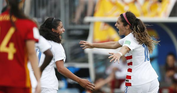 Fifa Women's World Cup: Three-time winners United States seal berth for 2019 edition