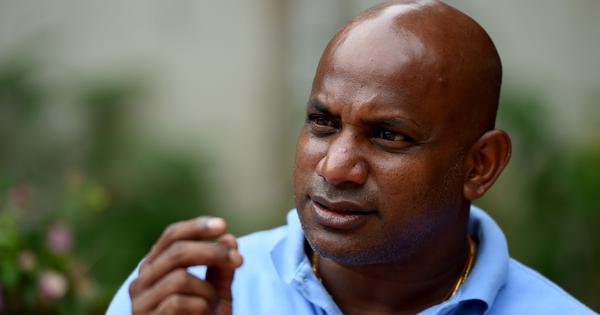 Former Sri Lanka captain Sanath Jayasuriya charged by ICC under anti-corruption code