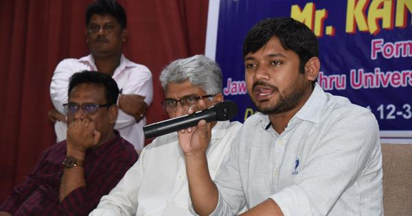 Bihar: FIR filed against Kanhaiya Kumar and others for allegedly assaulting AIIMS Patna staff