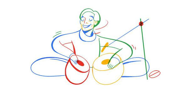 Google honours tabla legend Lachhu Maharaj with a doodle on his 74th birthday