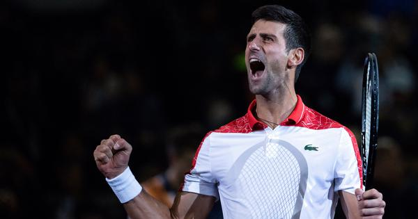 As Djokovic closes in on No 1, his sensational see-saw season will go down as one of tennis' best