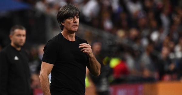 Nations League: Switzerland hold Germany to pile pressure on Joachim Low, Ukraine shock Spain