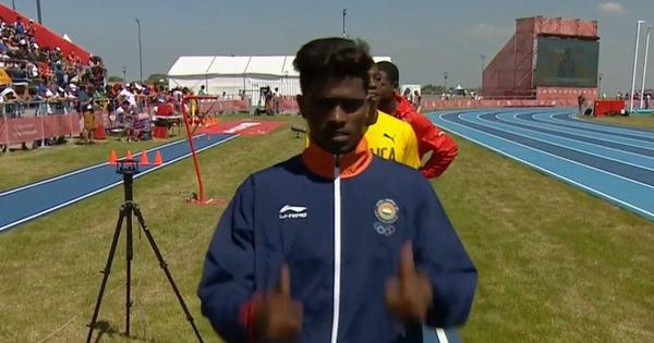 Youth Olympics: Praveen Chitravel's incredible journey from Thanjavur to the podium in Buenos Aires