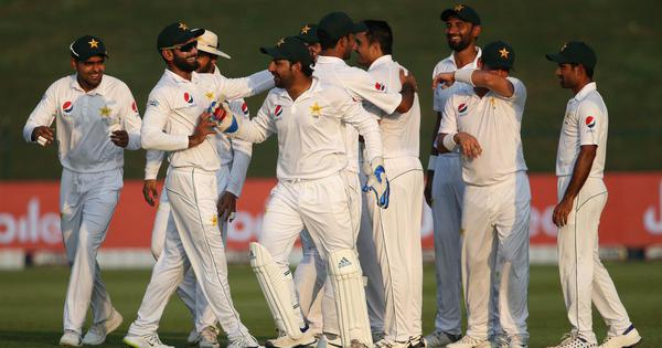 Abu Dhabi Test: Pakistan on top after Mohammad Abbas' five-wicket haul against Australia