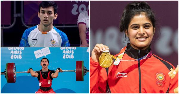 Three gold, nine silver, one bronze: Meet all of India's medal-winners at the 2018 Youth Olympics