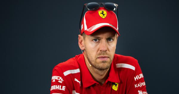 I hope they just burn the rule book: Vettel lashes out at officials after Ferrari's appeal rejected