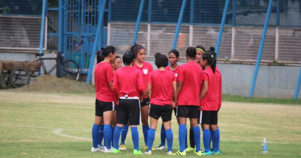 Football: Indian women to kick-off Olympic qualifying campaign against Mynmar, Bangladesh, Nepal