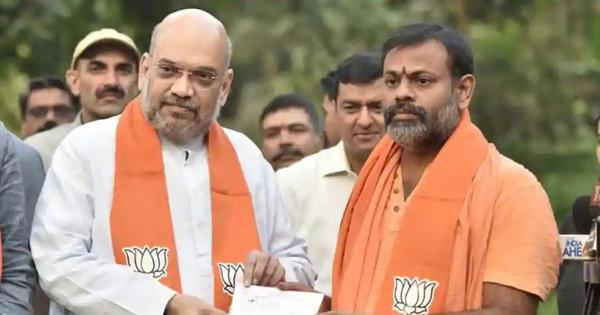 Telangana: Religious leader Paripoornananda joins BJP ahead of Assembly elections