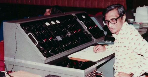 'Unsung hero, Pope of sound': A documentary resurrects legendary mixing engineer Mangesh Desai