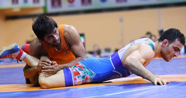 World Championships: Bajrang Punia back in Budapest, this time with his eyes firmly on gold