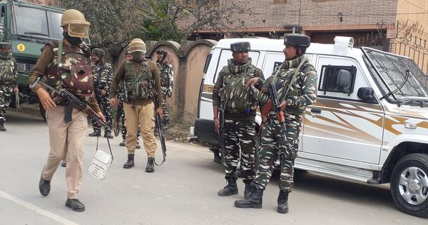 The big news: Six civilians die after blast at J&K encounter site, and nine other top stories