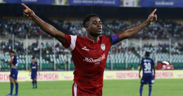 Indian Super League: Mumbai City FC sign striker Bartholomew Ogbeche to further strengthen squad