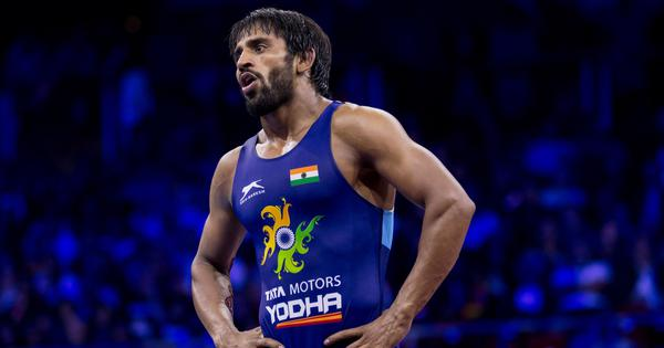 Bajrang Punia claims silver at World C'ships, first Indian wrestler to win two medals
