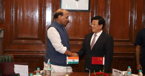 India signs first security cooperation pact with China, Kiren Rijiju's presence sparks speculation