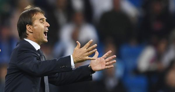'I am absolutely convinced': Lopetegui confident he will remain Real Madrid coach against Barcelona