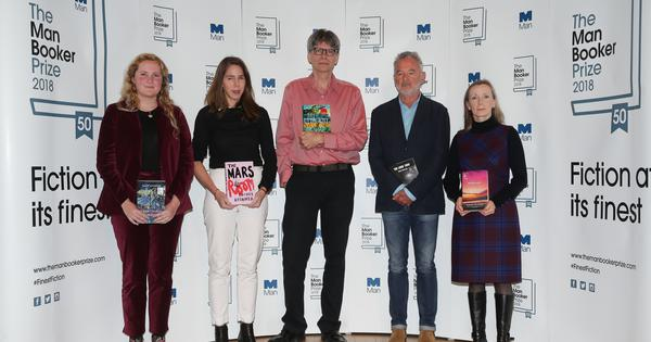 Man Booker Prize 2018: When writers read their own work, does it cause pleasure or disappointment?