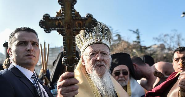 Orthodox Church is seeing the biggest split in 1,000 years and Ukraine has something to do with it