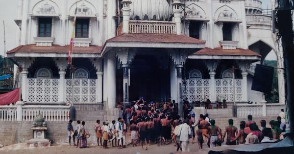 In Sabarimala temple's shadow, a Kerala mosque stands witness to a long history of communal amity