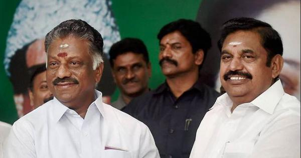 Tamil Nadu: AIADMK issues gag order for party leaders after two MLAs voice concern about leadership