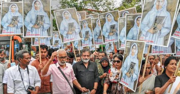 Caught in a sexual abuse storm, Catholic Church in India must set up gender justice tribunal