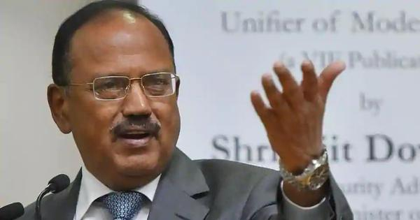 National Security Advisor Ajit Doval briefs Amit Shah about Jammu and Kashmir situation: Reports