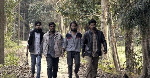 In Assamese film 'Bornodi Bhotiai', a love letter to the shrinking river island of Majuli